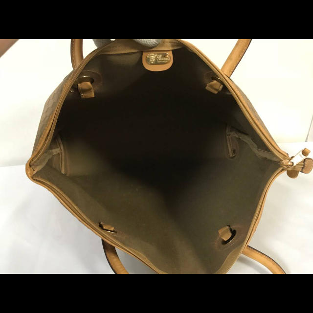 02bb477e75c1 Gucci - 本物オールドグッチGUCCI本革レザーGG柄デカビッグボストン ...
