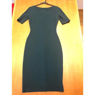 ザラ(ZARA)のザラ レディース ドレス ワンピース サイズ XS-M(ミディアムドレス)