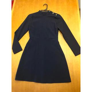 ザラ(ZARA)のザラ レディース ドレス ワンピース サイズ XS-M(ミニドレス)