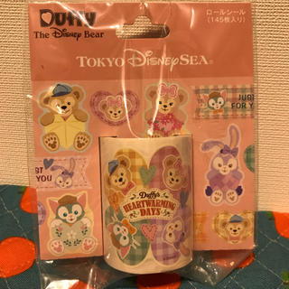 Disney - ディズニー ロールシール ダッフィーフレンズ