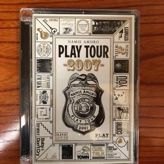 安室奈美恵 PLAY TOUR 2007 DVD