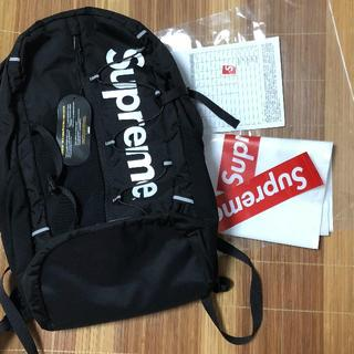 Supreme 17ss Backpack