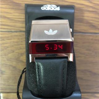 アディダス(adidas)のアディダス デジタル時計(腕時計(デジタル))