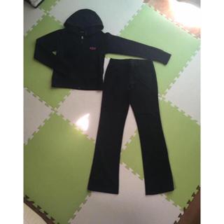 ダナキャランニューヨークウィメン(DKNY WOMEN)のDKNY レディース パーカー パンツ サイズ S-M(パーカー)