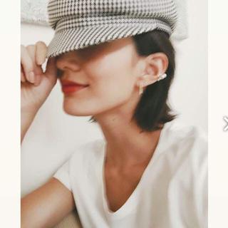 ザラ(ZARA)のZARA キャスケット ♡ 帽子 (キャスケット)
