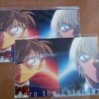 小学館 - 名探偵コナン ゼロの執行人 4dx 来場者特典 カード ポストカード 非売品