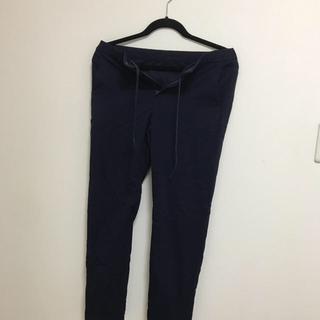 ユニクロ(UNIQLO)のユニクロ 極暖 ヒートテック ズボン 防寒(クロップドパンツ)