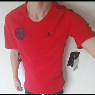 ナイキ(NIKE)のNIKE Jordan Brand x PSG SQUAD 半袖トップCL S(ウェア)