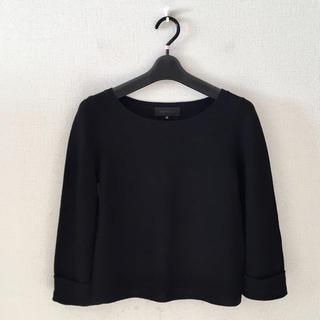 アンタイトル(UNTITLED)のアンタイトル♡黒色ニット(ニット/セーター)