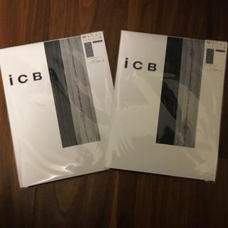 アイシービー(ICB)のICB ブラックストッキング(タイツ/ストッキング)