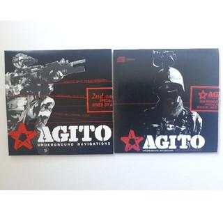 非売品レア NITRAID好き必見 AGITO anniversary mix