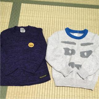エフオーキッズ(F.O.KIDS)の男の子 セーターまとめ売り 100(その他)