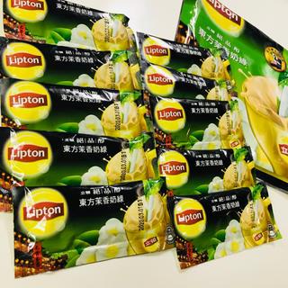 ユニリーバ(Unilever)の【台湾限定】リプトン ジャスミンミルクティー♡10包(茶)