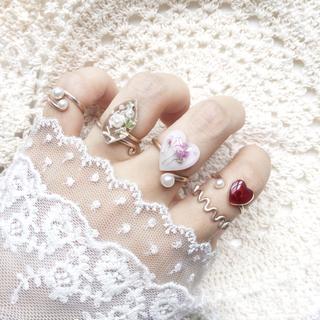 指輪セット 【O】ワイヤーリング