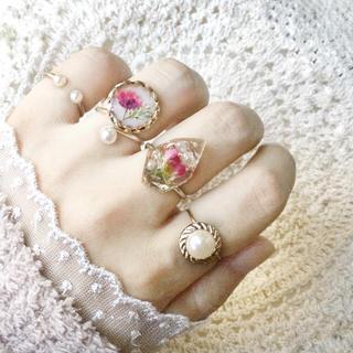 指輪セット 【P】ワイヤーリング