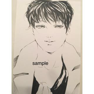 オリジナル手描きイラスト 1(アート/写真)