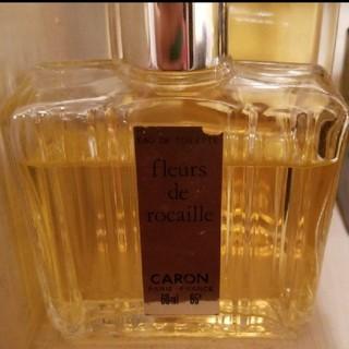 キャロン(CARON)の香水 caron キャロン fleurs de rocaille 60m(香水(女性用))