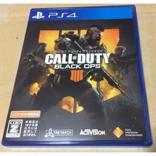 PlayStation4 - PS4 コールオブデューティ ブラックオプス4