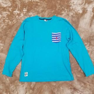 チャムス(CHUMS)のCHUMS ロンT(サイズは男性のSサイズ)(Tシャツ/カットソー(七分/長袖))