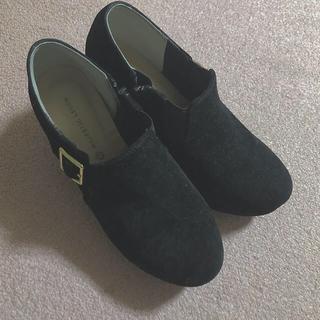 マジェスティックレゴン(MAJESTIC LEGON)のマジェスティックレゴン ショート丈ブーツ(ブーツ)