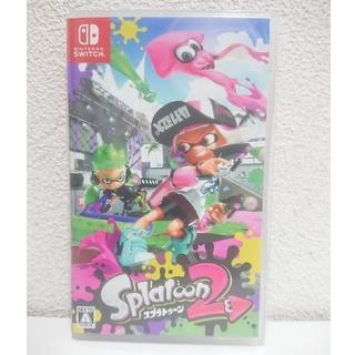 Nintendo Switch - 『スプラトゥーン2』ニンテンドースイッチ ソフト