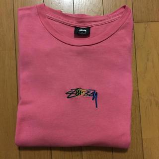 ステューシー(STUSSY)のstussy長袖Tシャツカットソー(Tシャツ/カットソー(七分/長袖))