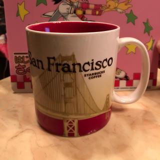 STARBUCKS/サンフランシスコ マグカップ