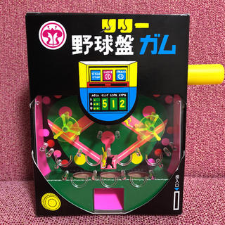 新品 未使用 リリー 野球盤ガム  送料無料(その他)