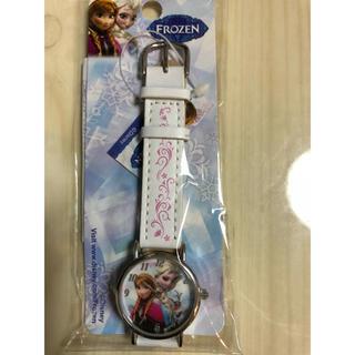 ディズニー(Disney)のアナ雪 アナ エルサ 時計 腕時計 キャラクターウォッチ ディズニー(腕時計)