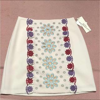Lily Brown - リリーブラウン台形スカート