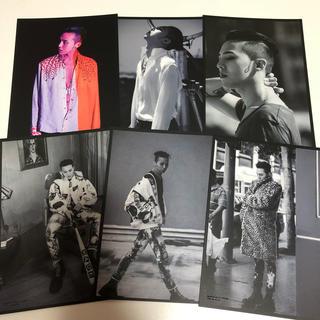 BIGBANG - BIGBANG G-DRAGON 公式グッズ ポストカード