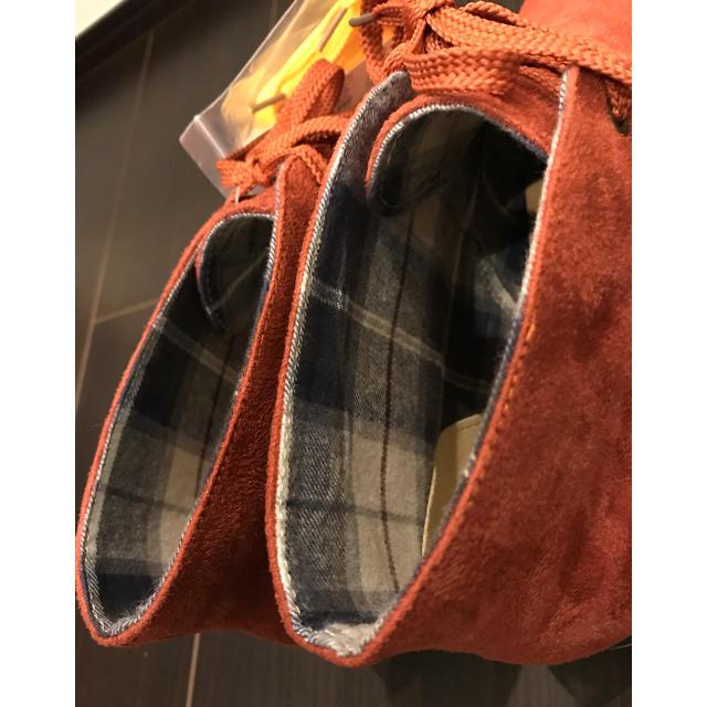 GU(ジーユー)の【再値下げ⬇️】【men's】新品・未使用  デザートブーツ メンズの靴/シューズ(ブーツ)の商品写真