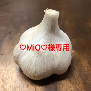 青森県産にんにく  バラ大粒200g