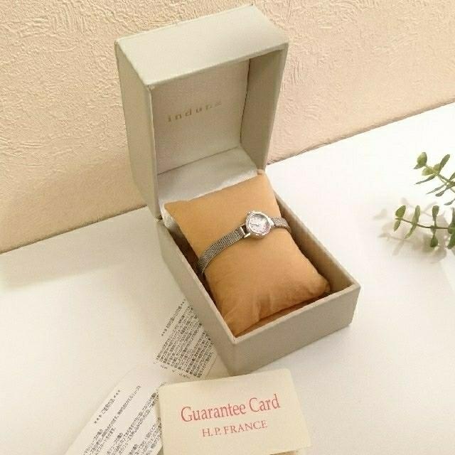 H.P.FRANCE(アッシュペーフランス)のmaaak様専用💡  H.P. FRANCE 【induna】 腕時計   レディースのファッション小物(腕時計)の商品写真