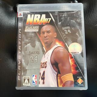 PlayStation3 - NBA ゲームソフト