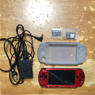 PlayStation Portable - PSP 3000 本体