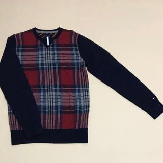 トミーヒルフィガー(TOMMY HILFIGER)のセーター(ニット/セーター)