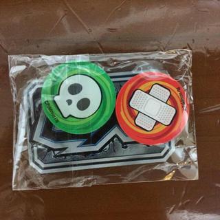 ポケモン(ポケモン)のポケモンカード  アクリル製 GXマーカー どくやけどマーカー(シングルカード)