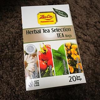Zesta ゼスタ ハーブティセレクション(茶)