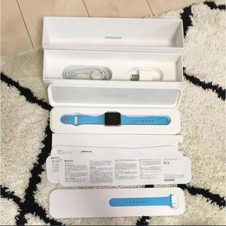 アップルウォッチ(Apple Watch)のApple Watch sport アップルウォッチ MLCG2J/A(腕時計(デジタル))