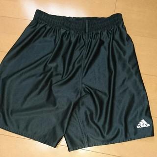アディダス(adidas)のadidas バスケットパンツ  光沢感 ツルツル(バスケットボール)