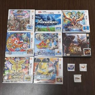 ニンテンドー3DS - 任天堂 3DS ソフト まとめ売り