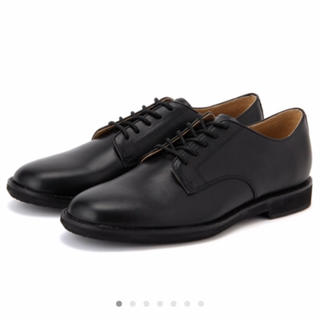 ムジルシリョウヒン(MUJI (無印良品))のMuji 無印良品 皮靴 レザーシューズ26.5-27.0(ドレス/ビジネス)