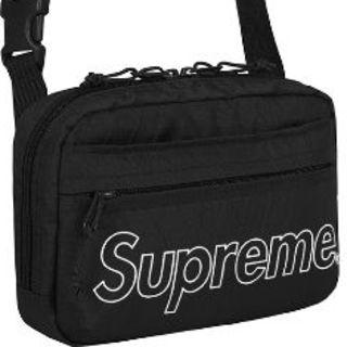 Supreme - Supreme shoulder bag ショルダー バッグ 黒 ウエスト