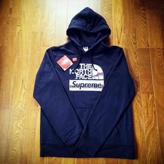 シュプリーム(Supreme)のSupreme Metallic Logo Hooded Sweatshirt(パーカー)