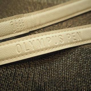 オリンパス(OLYMPUS)のあんちゃんさん専用 カメラストラップ OLYMPUS PEN(ミラーレス一眼)