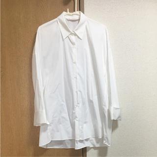 ZARA - ZARA ビッグシルエットシャツ