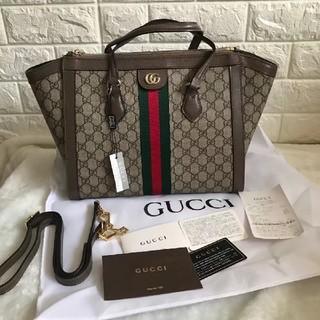 Gucci - 2way GUCCI ショルダーバッグ トートバッグ