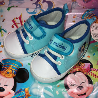 Disney - ミッキーシューズ✩