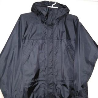 MUJI (無印良品) - 無印良品の透湿防水三層ナイロンリップストップジャケット!販売価格14000円!